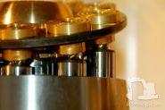Morooka MST2000 Zylinderblock