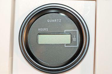 Betriebsstundenzähler digital 24V 12V