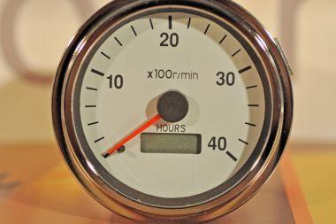 Tachometer 85 mm