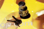 Bagger Minibagger Grabenwalze Zündschloss 4 Anschlüsse
