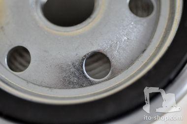 Wacker RT820 Ersatzteile Kraftstofffilter 63901