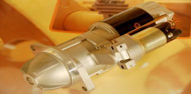 Starter 6D95 600-813-3360