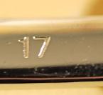 Ringschlüssel 17 mm