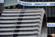 Gummiketten 500mm  Morooka MST600 Raupentransporter